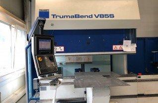 PRESS BRAKE TRUMPF TRUMABEND V 85S PM-1324